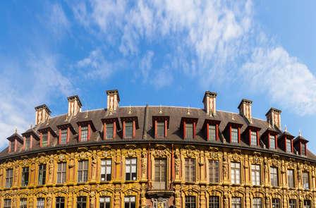 Bourgondisch tripje Lille