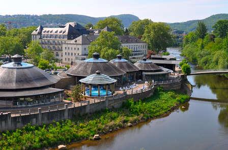 Ontspanning met diner en wellness in kuuroord Bad Kreuznach (vanaf 2 nachten)