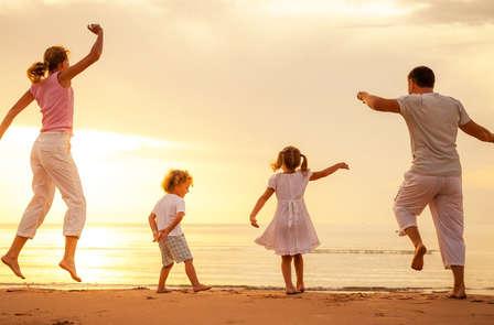 Week-end détente en famille sur la côte d'Opale