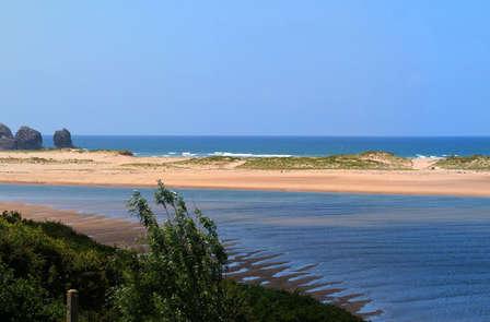 Escapada romántica y relax  junto al mar en Cantabria  (desde 2 noches)