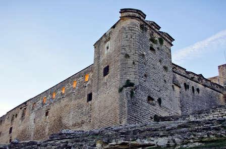 Escapada con visita al Castillo de Sabiote en Baeza
