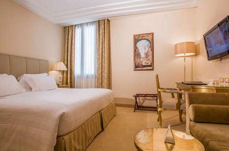 Romance dans bel hôtel 5 * près du Ponte Vecchio à Florence