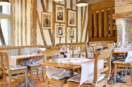 Weekend met diner in le Vexin normand