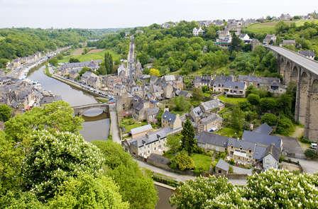 Charme breton au cœur de la vieille ville de Dinan