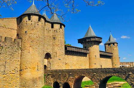 Détente et dégustations de vin du Languedoc à Carcassonne