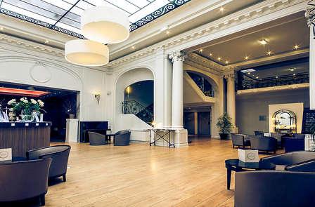 Luxe en Art Deco sfeer dicht bij Lille