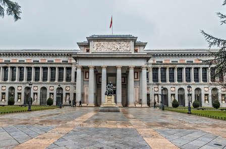 Goditi il meglio di Madrid: una cena e ingressi al Museo del Prado (minimo 2 notti)