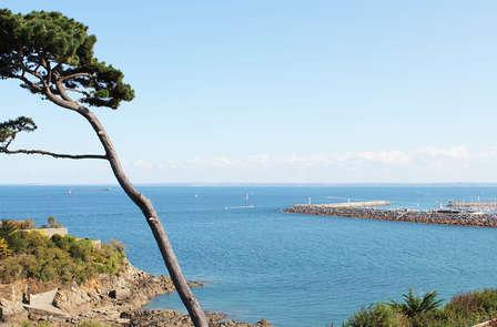 Week-end les pieds dans l'eau dans un hôtel avec vue sur la mer entre Saint-Brieuc et Perros-Guirec