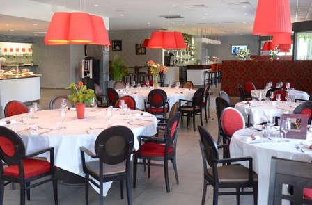 Week-end détente avec buffet gastronomique à volonté, à côté de Lyon