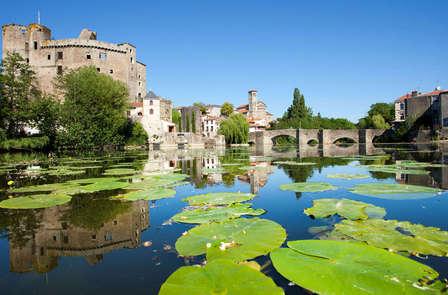 Visita a un castello della Loira e massaggio