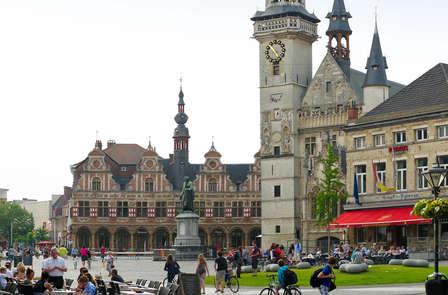 Pausa romantica tra Gand e Bruxelles