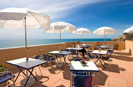 Week end romantique avec champagne à la mer à Sète