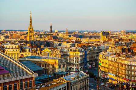Offre spéciale : découvrez le cœur de Lille