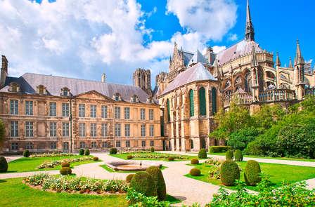 Charmante trip naar het hart van Reims (vanaf 2 nachten)