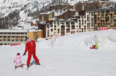 Sugli sci in famiglia nel cuore del comprensorio di Isola (massimo 6 persone con pass Ski 2 giorni)