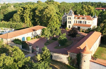 Offerta Speciale Vacanze: week end rilassante in un castello della regione roannese