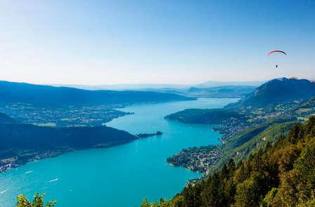 Week-end détente au bord du Lac d'Annecy