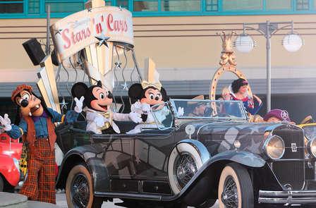 Diversión en los 2 parques Disney (1 día / 2 parques, hasta 4 personas)