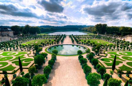 Visita al castello di Versailles in un hotel di charme