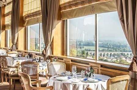 Week-end avec dîner gastronomique à Saint-Germain-en-Laye
