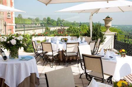 Week-end en chambre deluxe avec dîner gastronomique à Saint-Germain-en-Laye