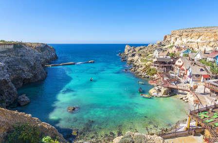 Relax e benessere tra i colori di Malta