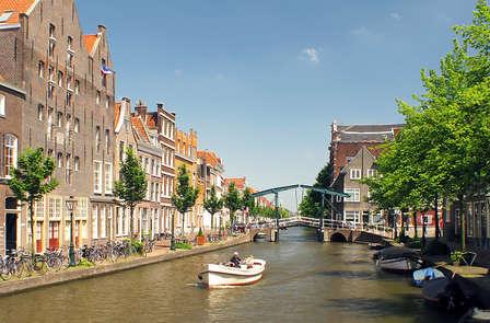 Ontdekkingsweekend in Leiden