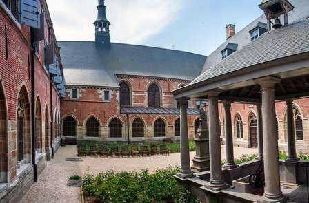 Ontdekkingsweekend met bezoek aan het Hospitaal Notre Dame à la Rose in Gellingen