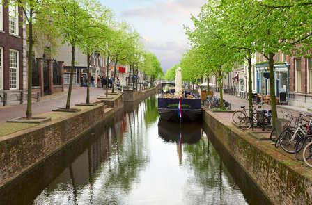 Week-end à la découverte de l'histoire aux canaux de Delft