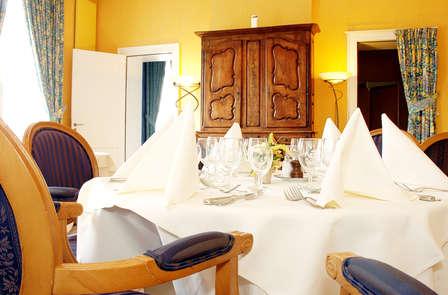 Romantisch weekend met diner in kasteel in Limont