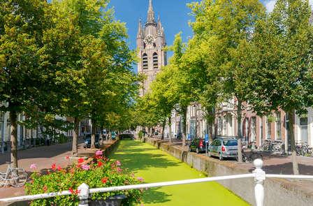 Verken het historische Delft op de fiets (vanaf 2 nachten)