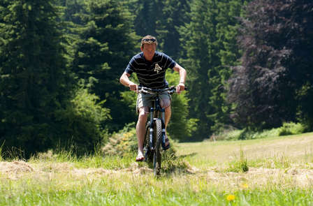 Sportief weekend met mountainbike in de Ardennen