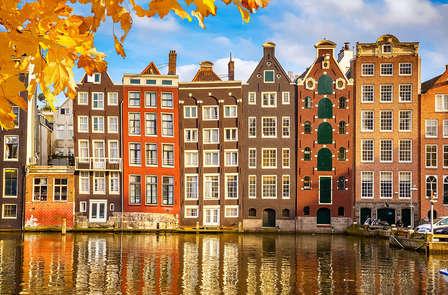 Weekend in Amsterdam in superior kamer inclusief ontbijt