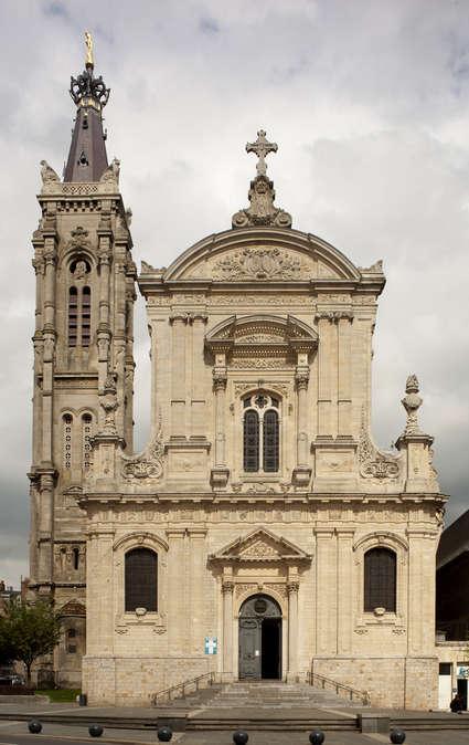 Cathédrale Notre-Dame de Grâce de Cambrai