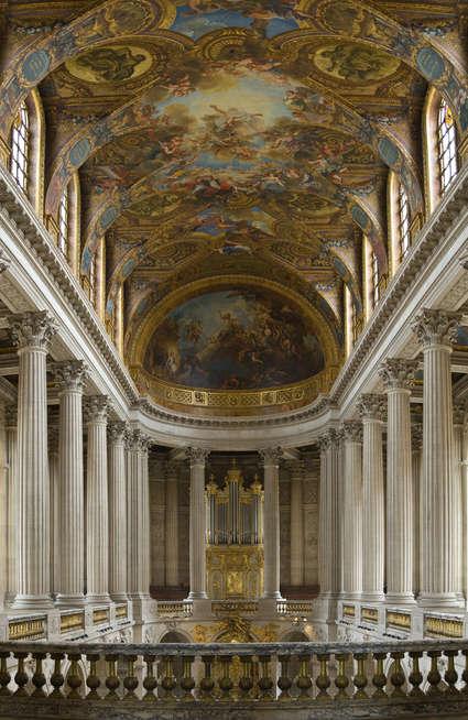 Chapelle du château de Versailles