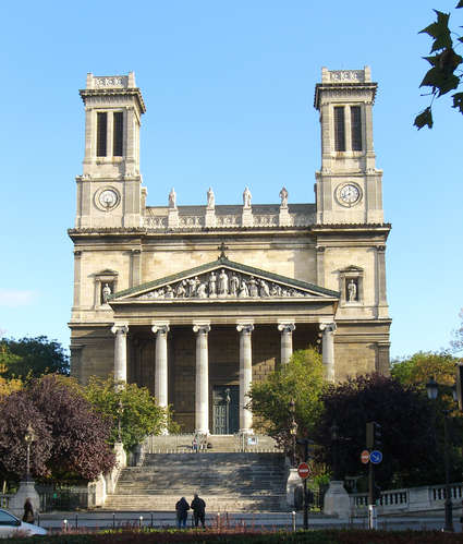 Église Saint-Vincent-de-Paul (Paris)