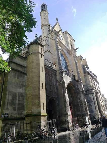 Église Saint-Merri (Paris)
