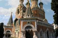 Cathédrale orthodoxe russe Saint-Nicolas (Nice) -