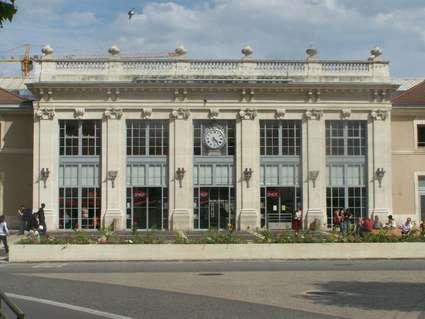 Gare de Valence-Ville