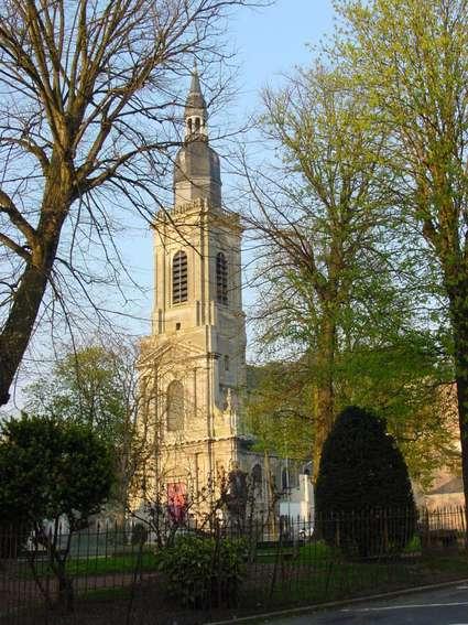 Église Saint-Géry de Cambrai