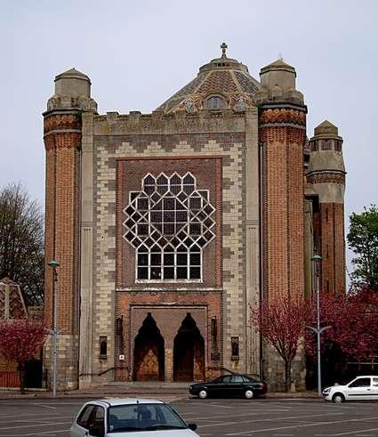 Église Saint-Chrysole de Comines