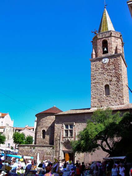 Cathédrale Saint-Léonce de Fréjus