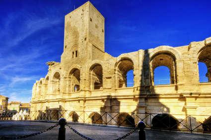 Monuments romains et romans d'Arles