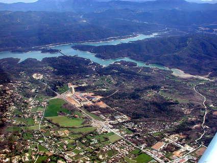 Lac de Saint-Cassien