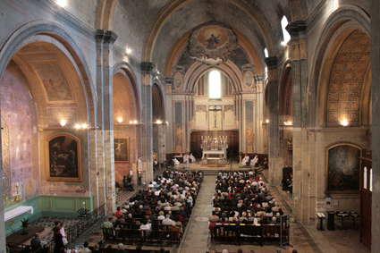 Cathédrale Notre-Dame-de-Nazareth d'Orange