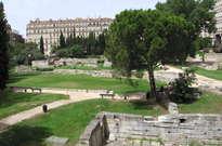 Jardin des Vestiges -
