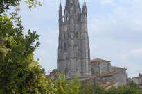 Basilique Saint-Eutrope de Saintes -