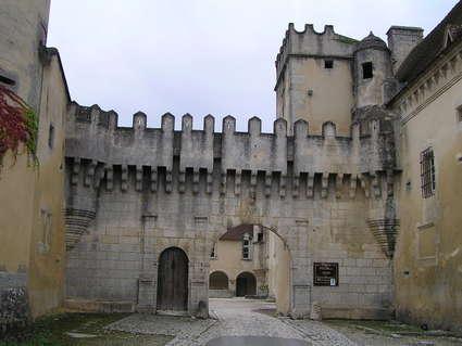 Château de l'Oisellerie