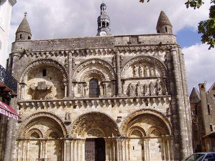 Église Saint-Nicolas de Civray