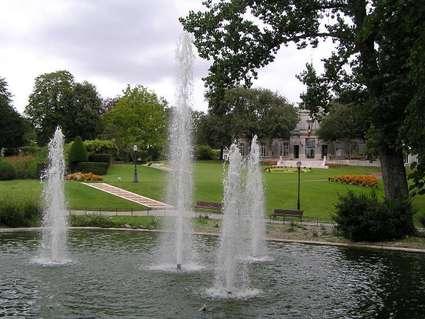 Jardin public de Cognac